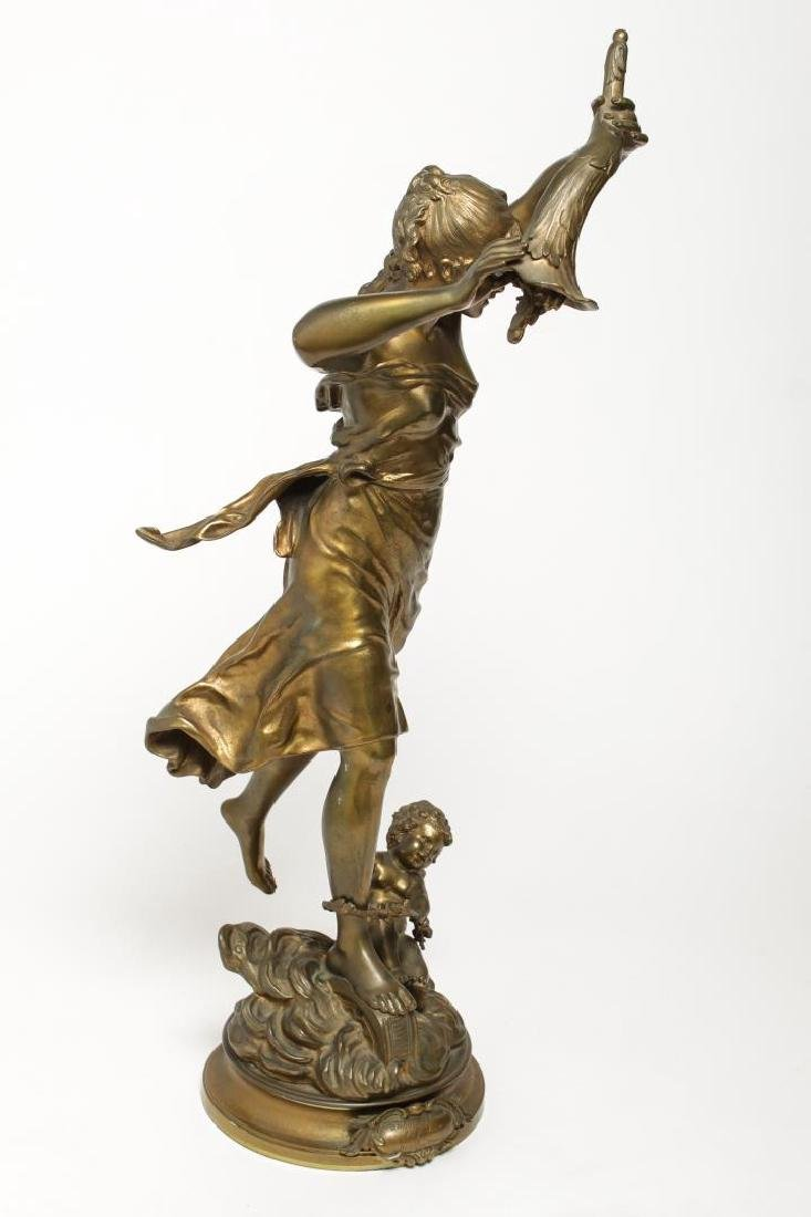 Louis Auguste Moreau (French, 1855-1919)- Bronze - 5