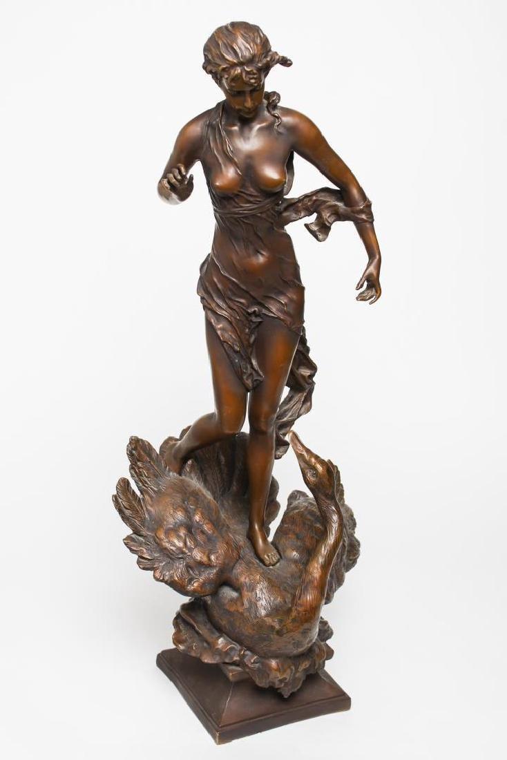 Philippe Wolfers (Belgian, 1858-1929)- Bronze