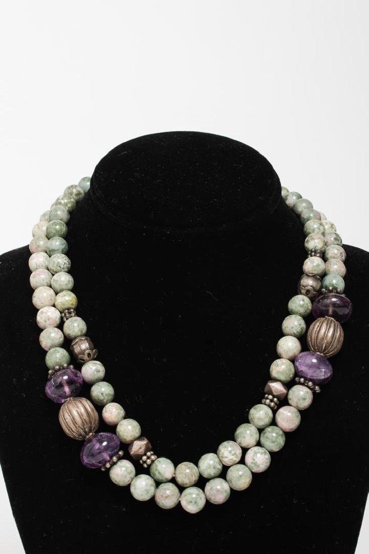 Semiprecious Stone & Other Woman's Necklaces, 7 - 3