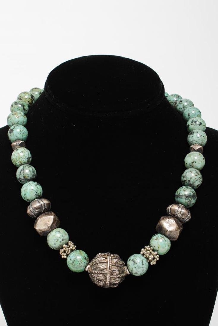 Semiprecious Stone & Other Woman's Necklaces, 7 - 6