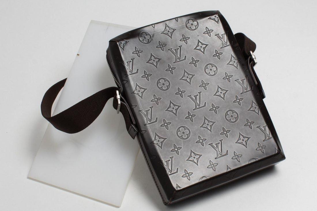 "Louis Vuitton ""Glace Bobby"" Messenger Bag"