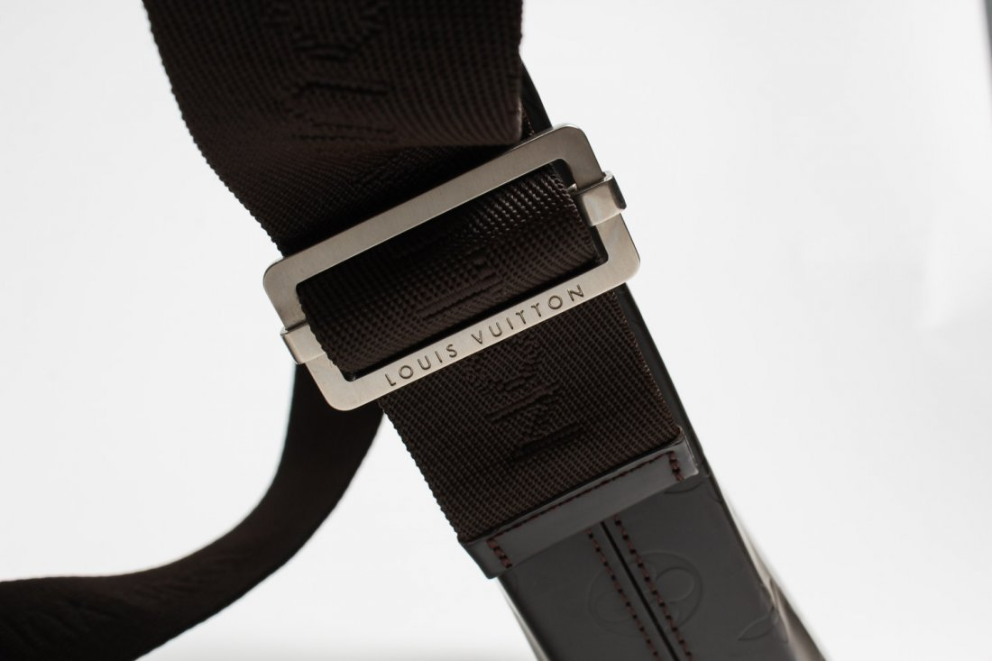 "Louis Vuitton ""Glace Bobby"" Messenger Bag - 4"