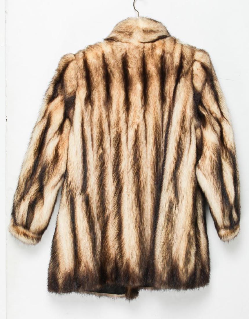 Fitch Jacket, Vintage Fur Coat - 3