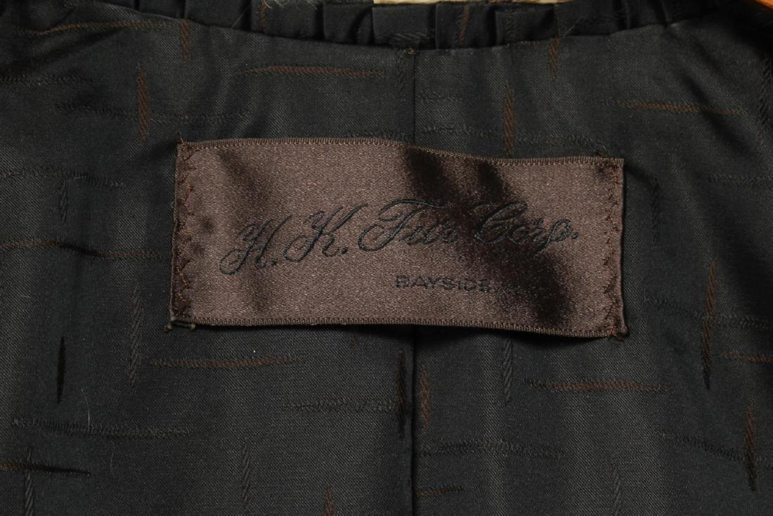 Fitch Jacket, Vintage Fur Coat - 4
