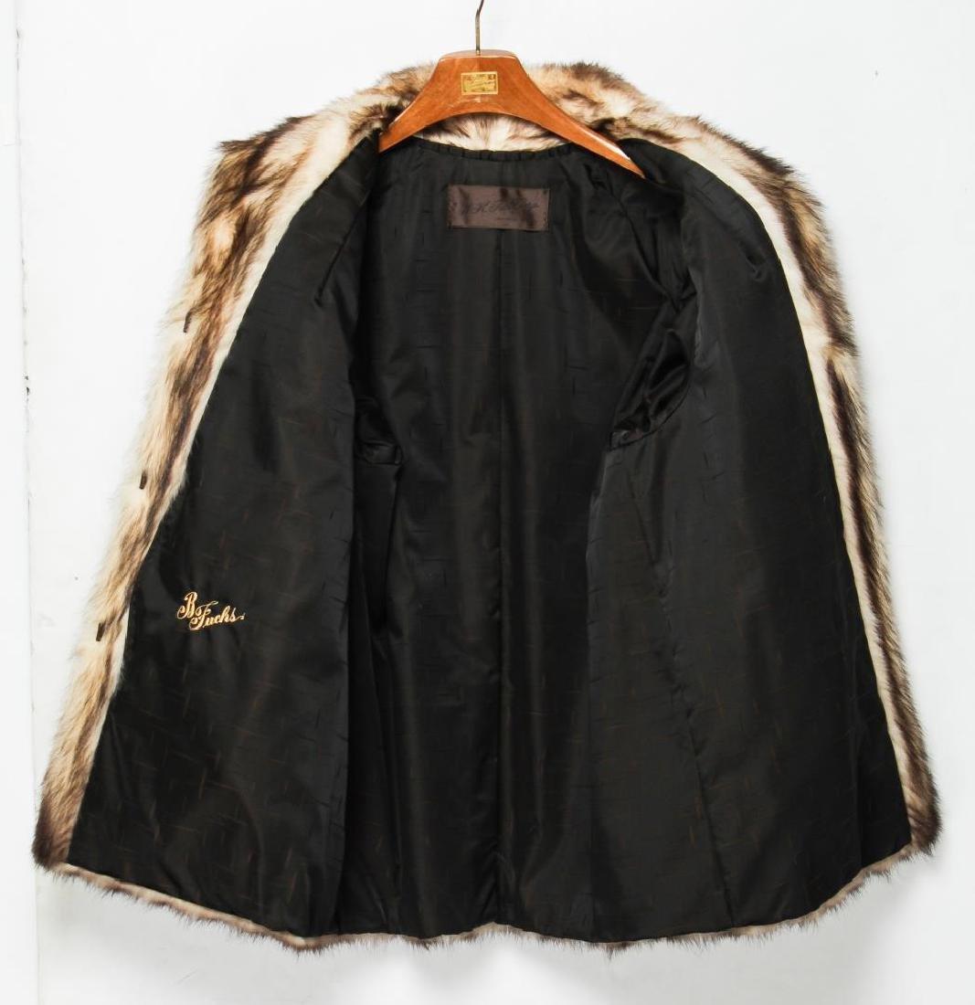 Fitch Jacket, Vintage Fur Coat - 6