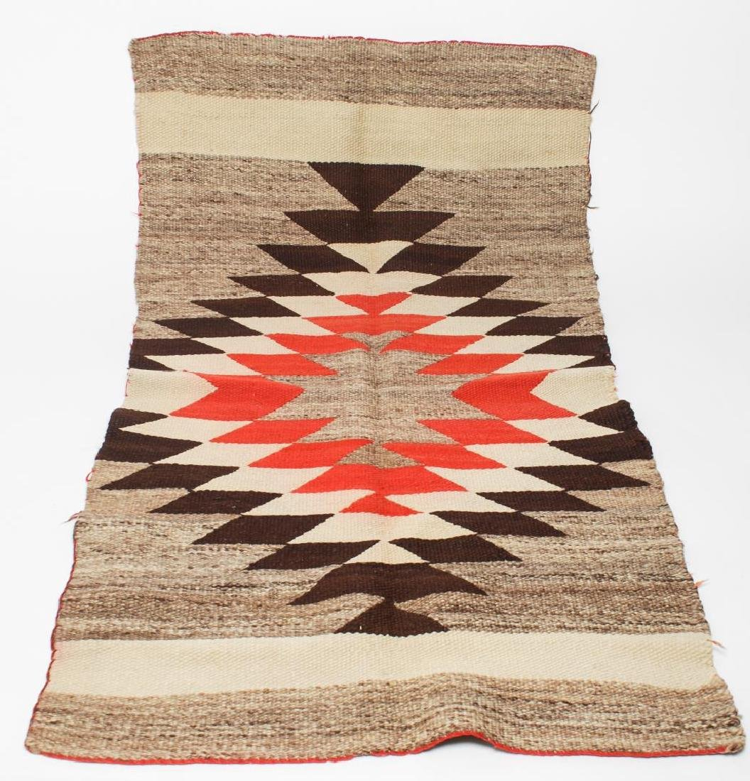 Navajo Saddle Blanket, Native American Indian