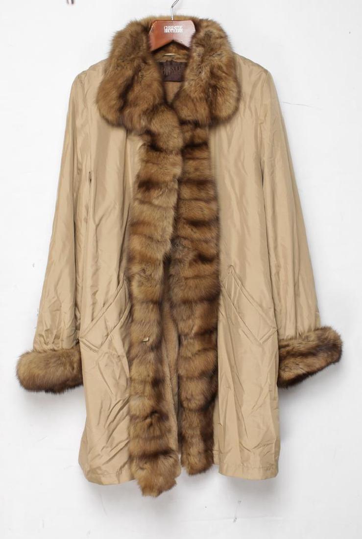 Christie Brothers Mink Coat, Vintage Fur