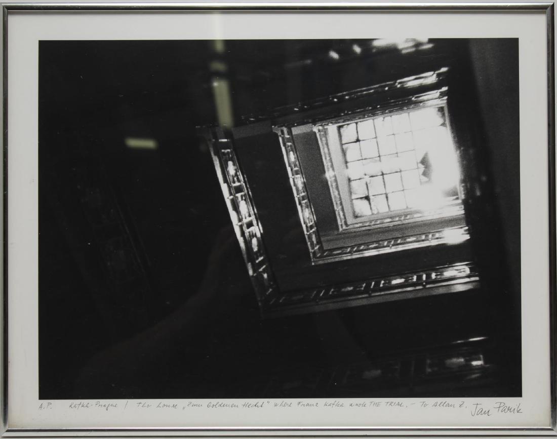 Jan Parik (Polish, b. 1937)- Photograph A.P.