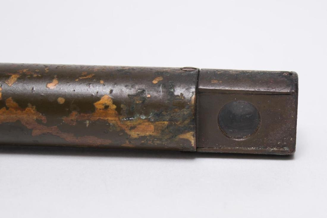 R & J Beck English WWI Trench Periscope, 1918 - 4