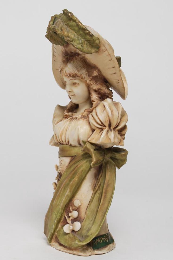 Eduard Stellmacher-Manner Art Nouveau Porcelain - 4