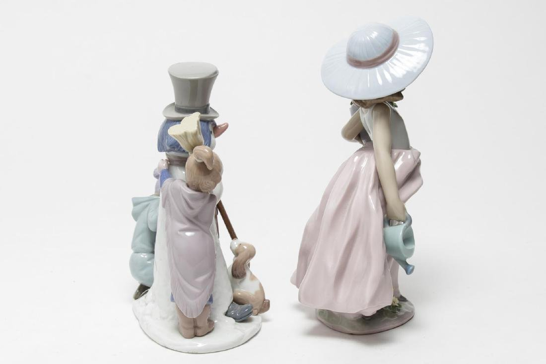 Lladro Porcelain Children Figurines, 2 - 2