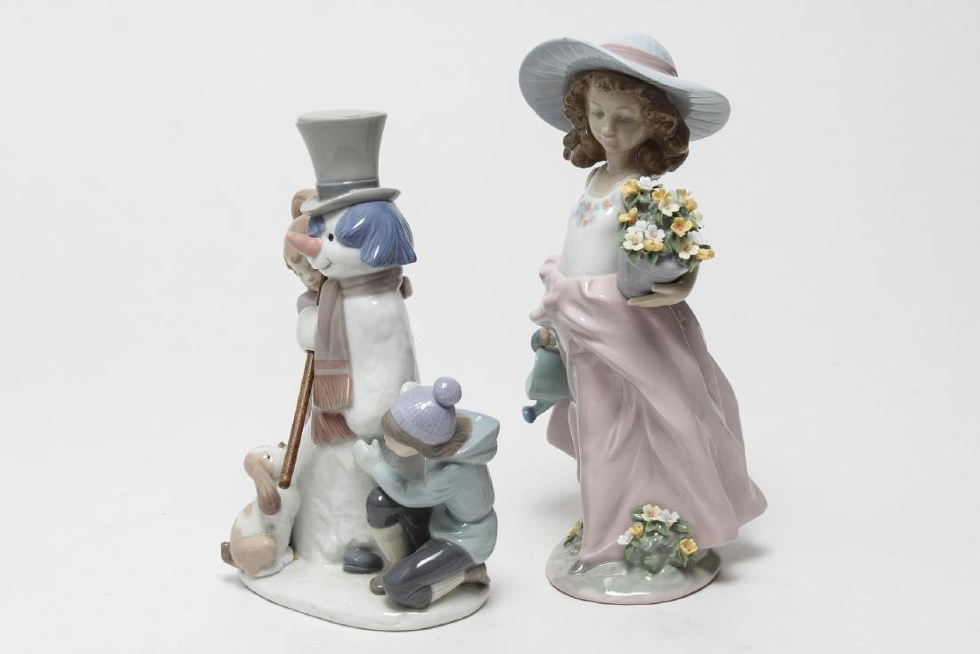 Lladro Porcelain Children Figurines, 2 - 4