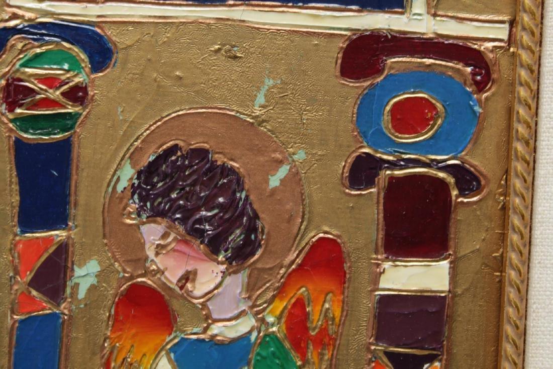 Yuri Gorbachev (Russian-American b. 1948)- Painting - 5