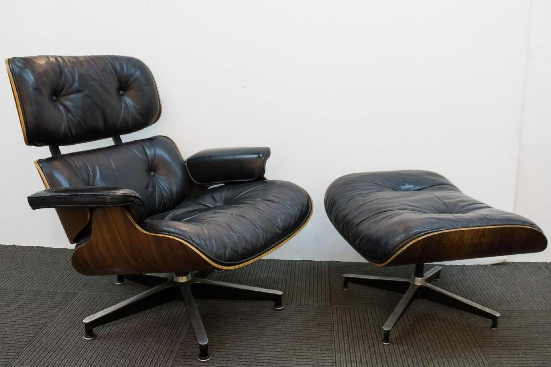 Eames For Herman Miller Lounge Chair U0026 Ottoman   Mar 04, 2018   Auctions At  Showplace In NY