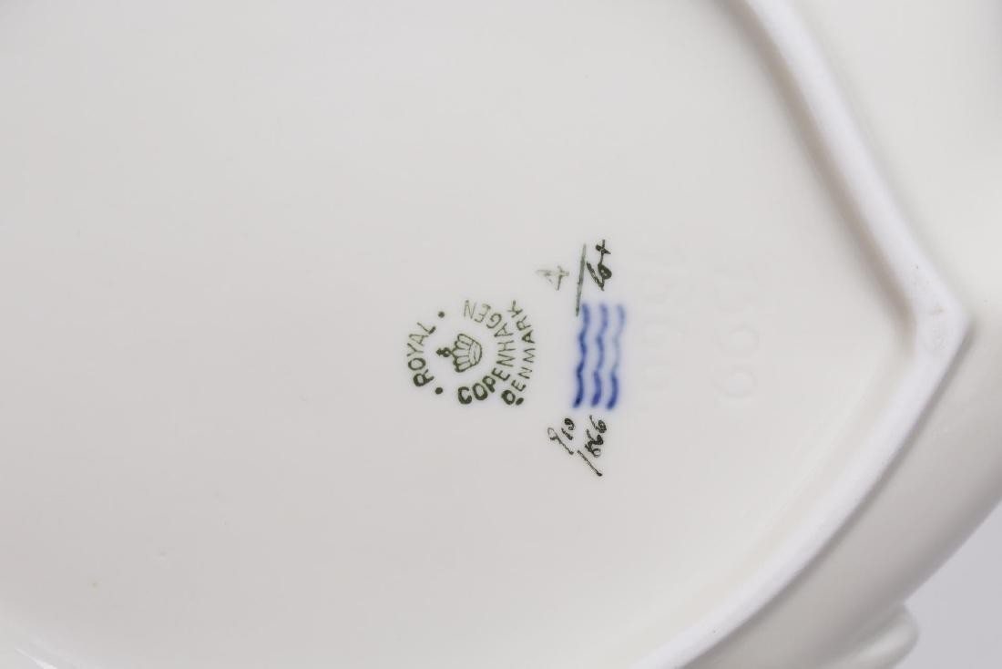 "Royal Copenhagen ""Frijsenborg"" Porcelain Service - 10"