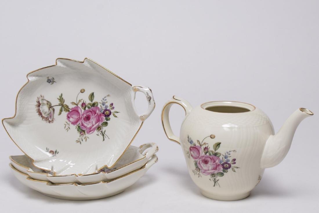 "Royal Copenhagen ""Frijsenborg"" Porcelain Service - 2"