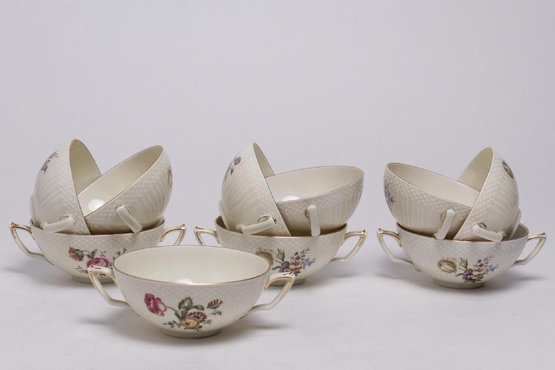 "Royal Copenhagen ""Frijsenborg"" Porcelain Service - 5"