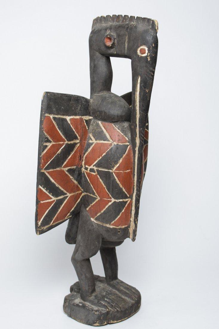 African Bird Sculpture, Senufo People, Ivory Coast