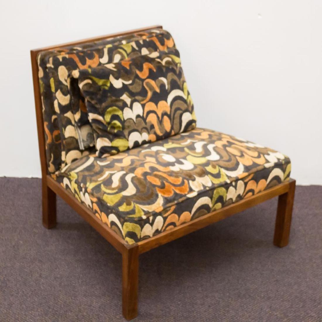 Michael Taylor for Baker Slipper Chair