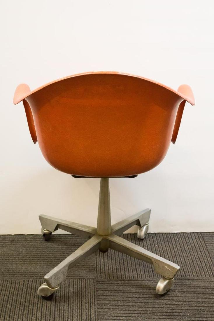Mid-Century Modern Armchair, Eames-Manner - 3