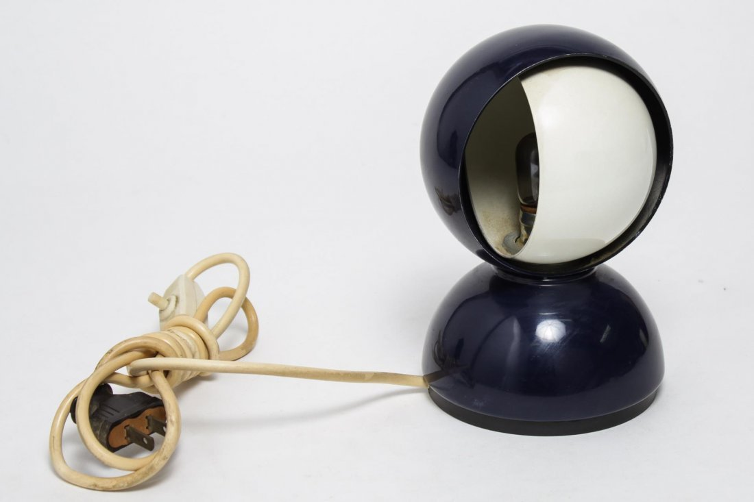 "Modernist Studio Artemide ""Eclisse"" Table Lamp"