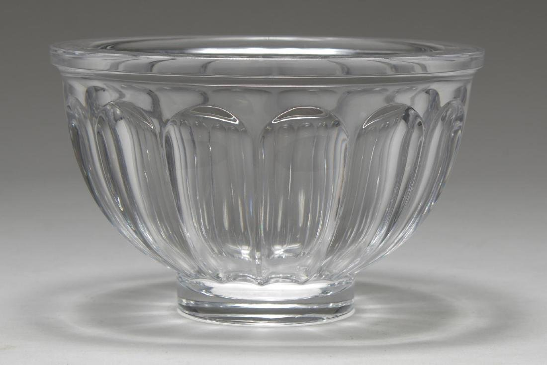 Orrefors Glass San Michele Crystal Bowl