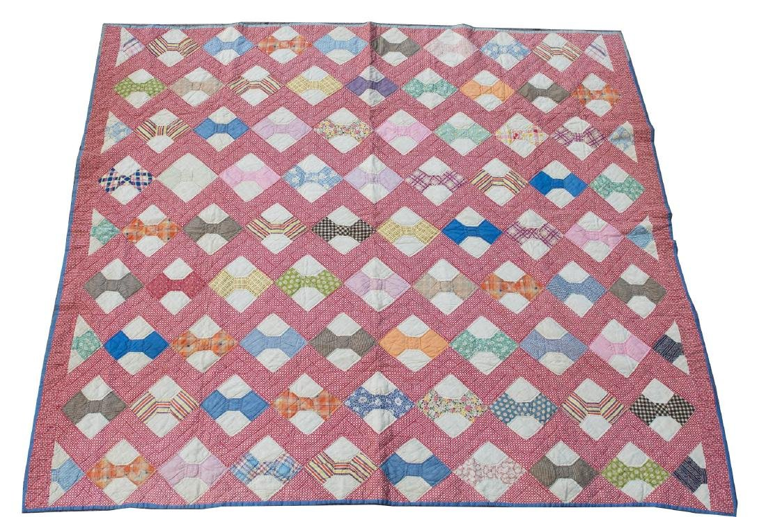 Vintage American Cotton Quilts, ca. 1910-1930 - 3