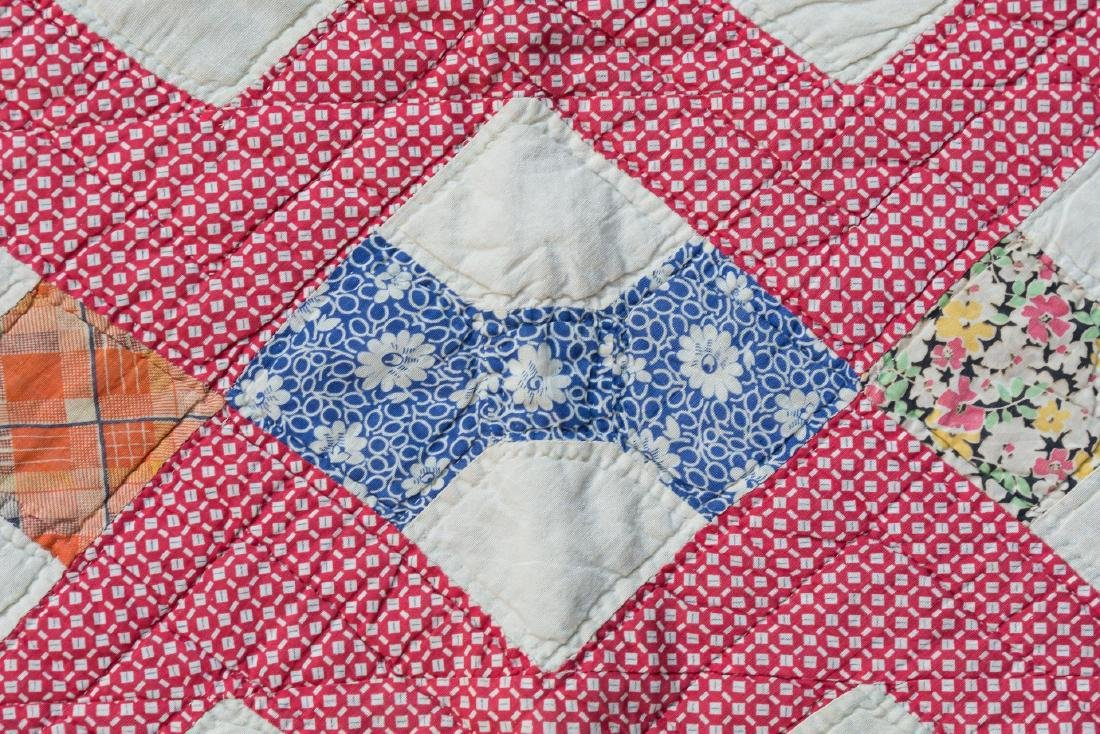 Vintage American Cotton Quilts, ca. 1910-1930 - 7