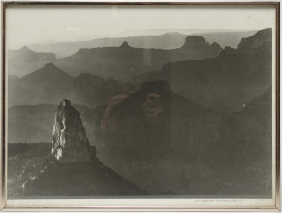 Ansel Adams (American, 1902-1984)- Photograph
