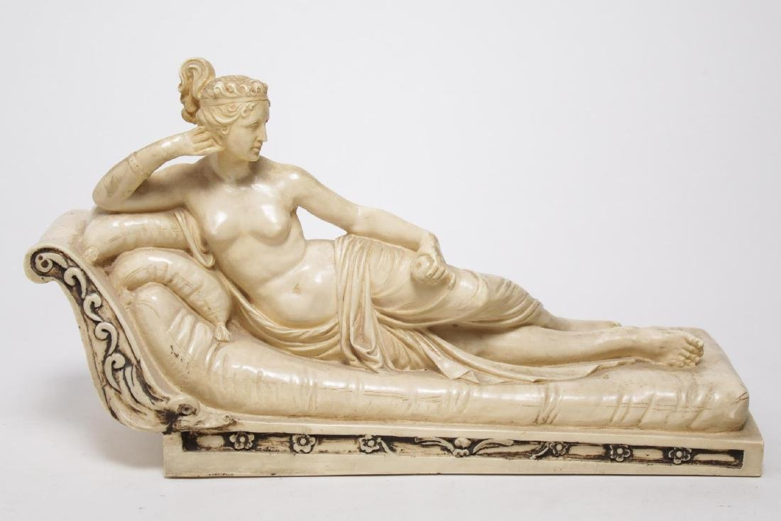 Hellenistic-Manner Aphrodite Sculpture, Cast