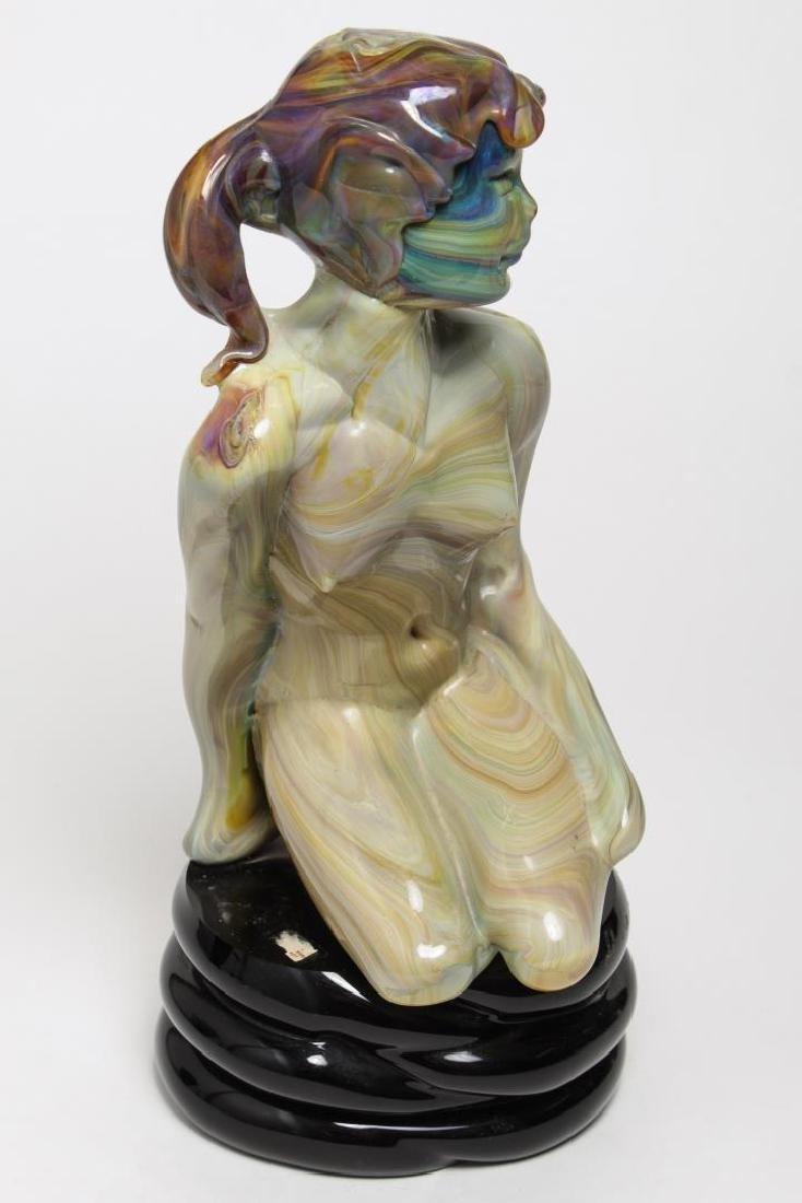 Loredano Rosin (Italian, 1936-1992)- Murano Glass