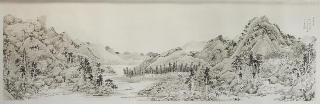Tai Xiangzhou (Chinese, b. 1968)- Ink on Paper