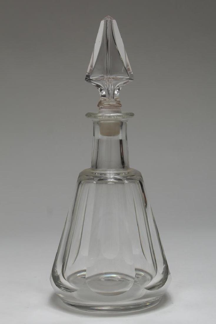 "Baccarat Crystal ""Talleyrand"" Decanter"