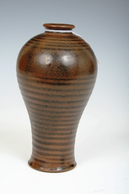 610: Song Dynasty Hennan Ware Chinese Mei Ping Vase