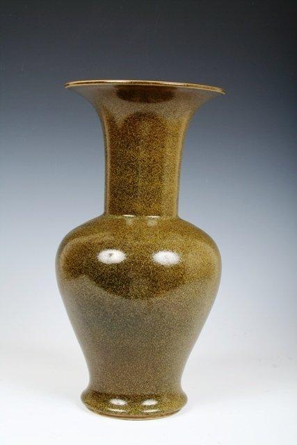 623: 18th C  ChineseTea Dust Vase