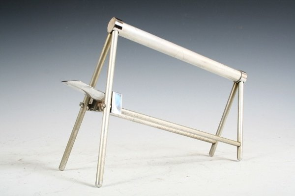 2022: Jacques Adnet Wine Caddy/Cradle c 1950s
