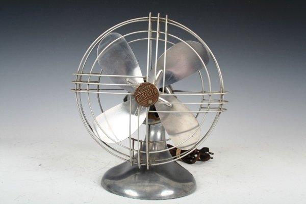 2303: Streamlined Modern Zephyr Airkooler Electric Fan - 2