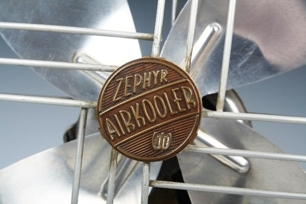 2303: Streamlined Modern Zephyr Airkooler Electric Fan - 3