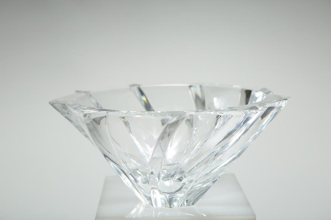 "Baccarat Crystal ""Objectif"" Bowl"
