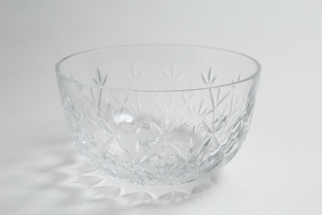 Tiffany & Co. Crystal Centerpiece or Salad Bowl