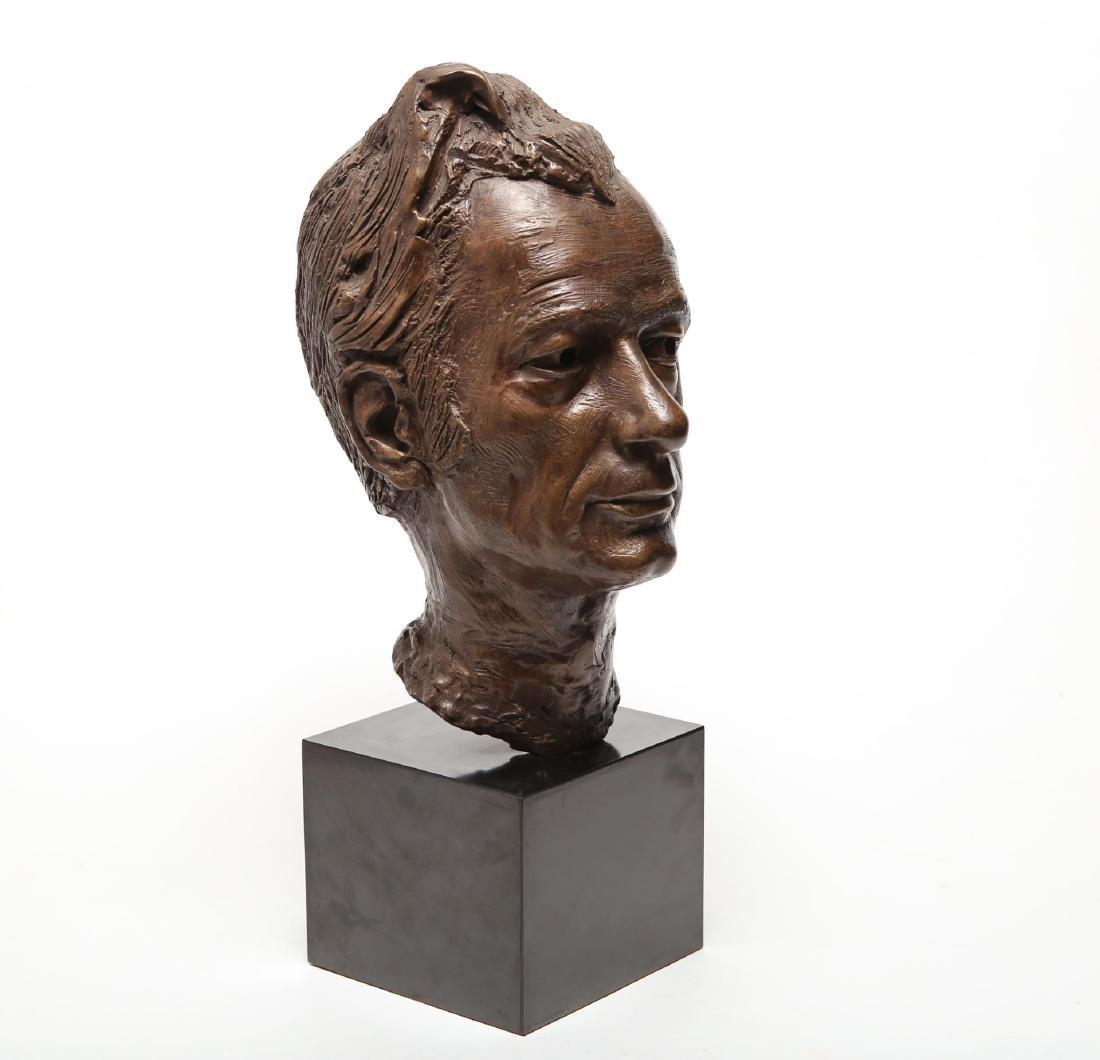 Evelyn Morgenbesser (American 1920-2017)-Sculpture