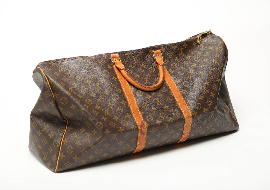 Louis Vuitton Monogram Canvas Duffel Bag, Vintage