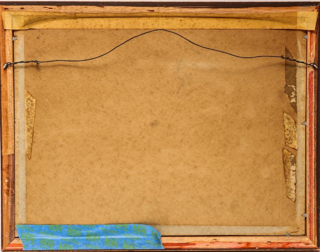 Indian Miniature Painting, poss. Manuscript Page - 3