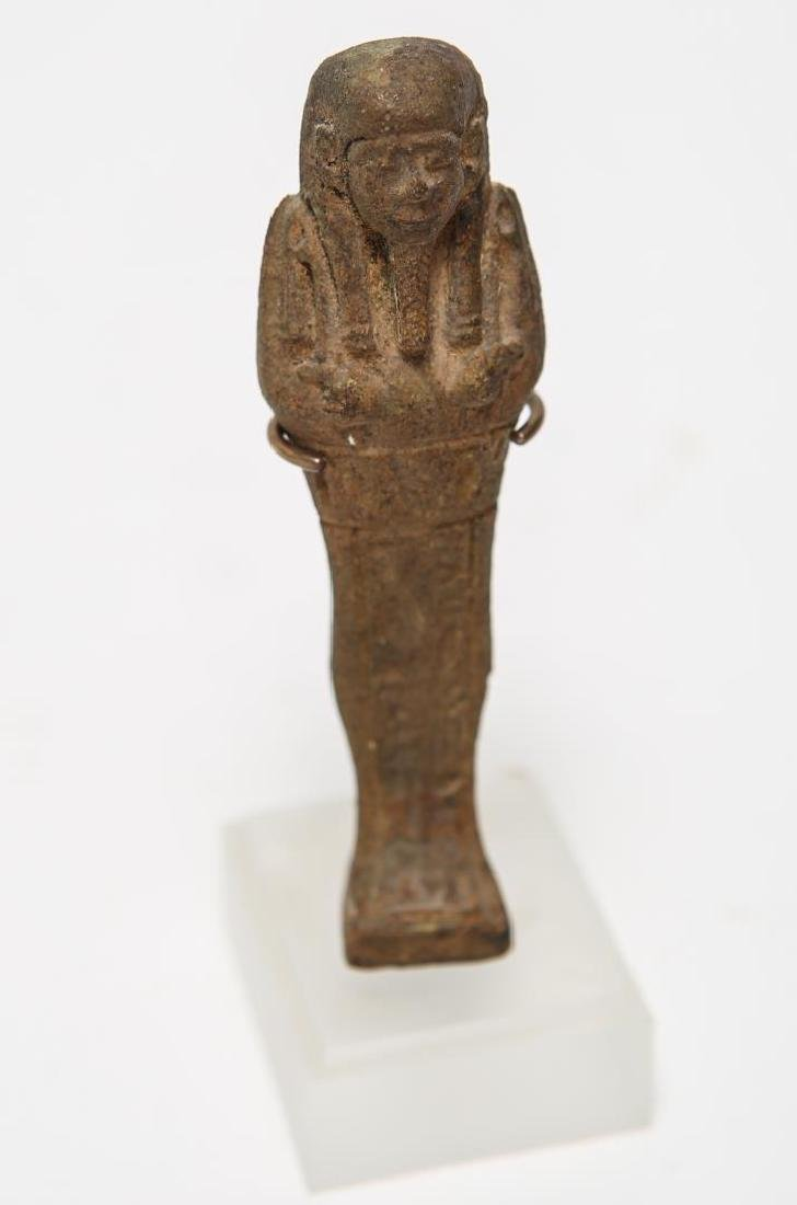 Ancient Egyptian-Manner Ushabti Sculpture