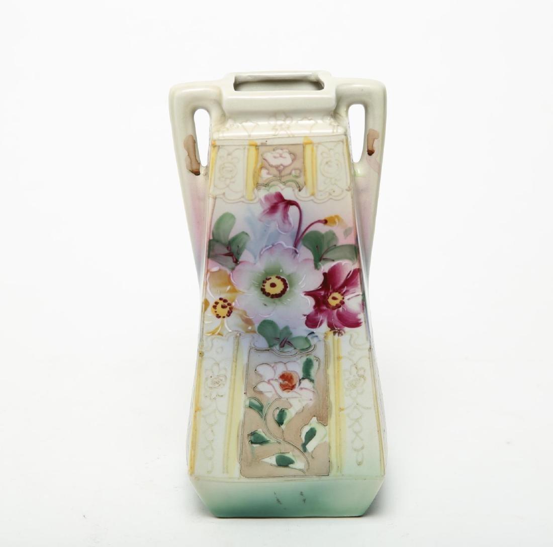 Continental Art Nouveau Porcelain Vase, ca. 1910