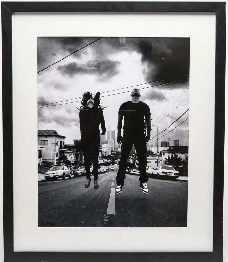 Contemporary Art Photograph, Black & White