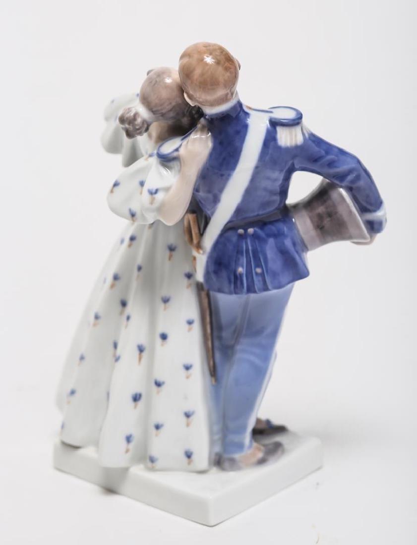 Royal Copenhagen Porcelain Figurines, 2 - 10
