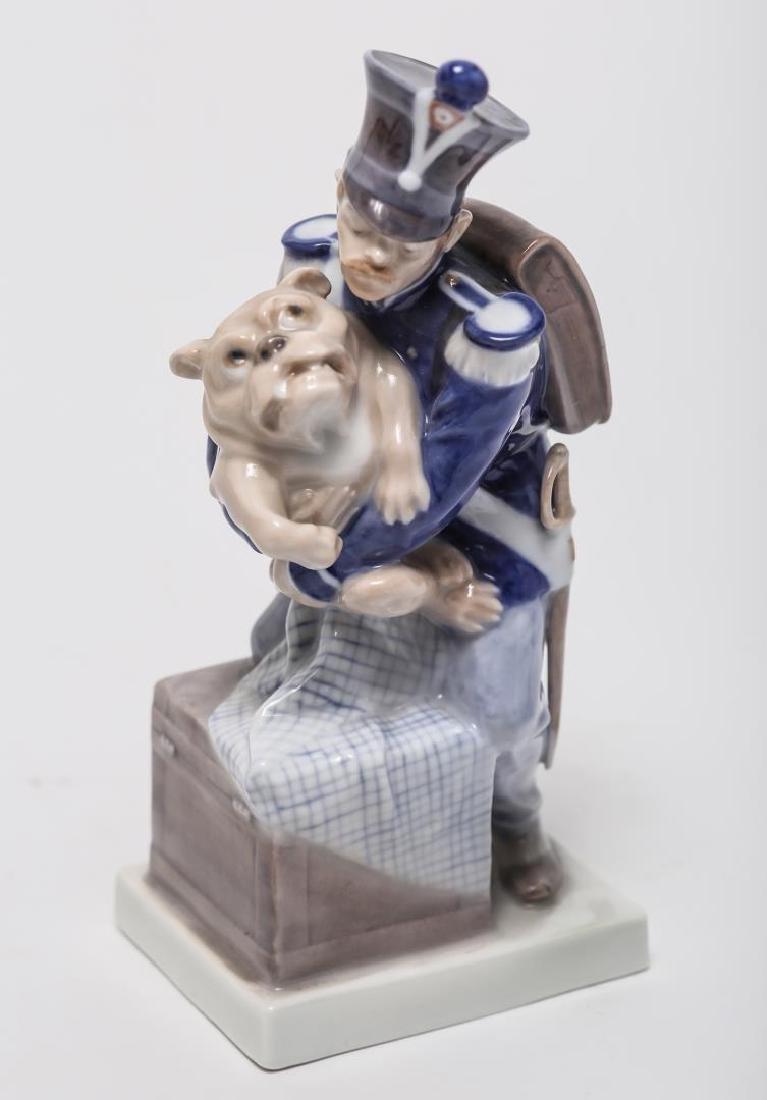Royal Copenhagen Porcelain Figurines, 2 - 2