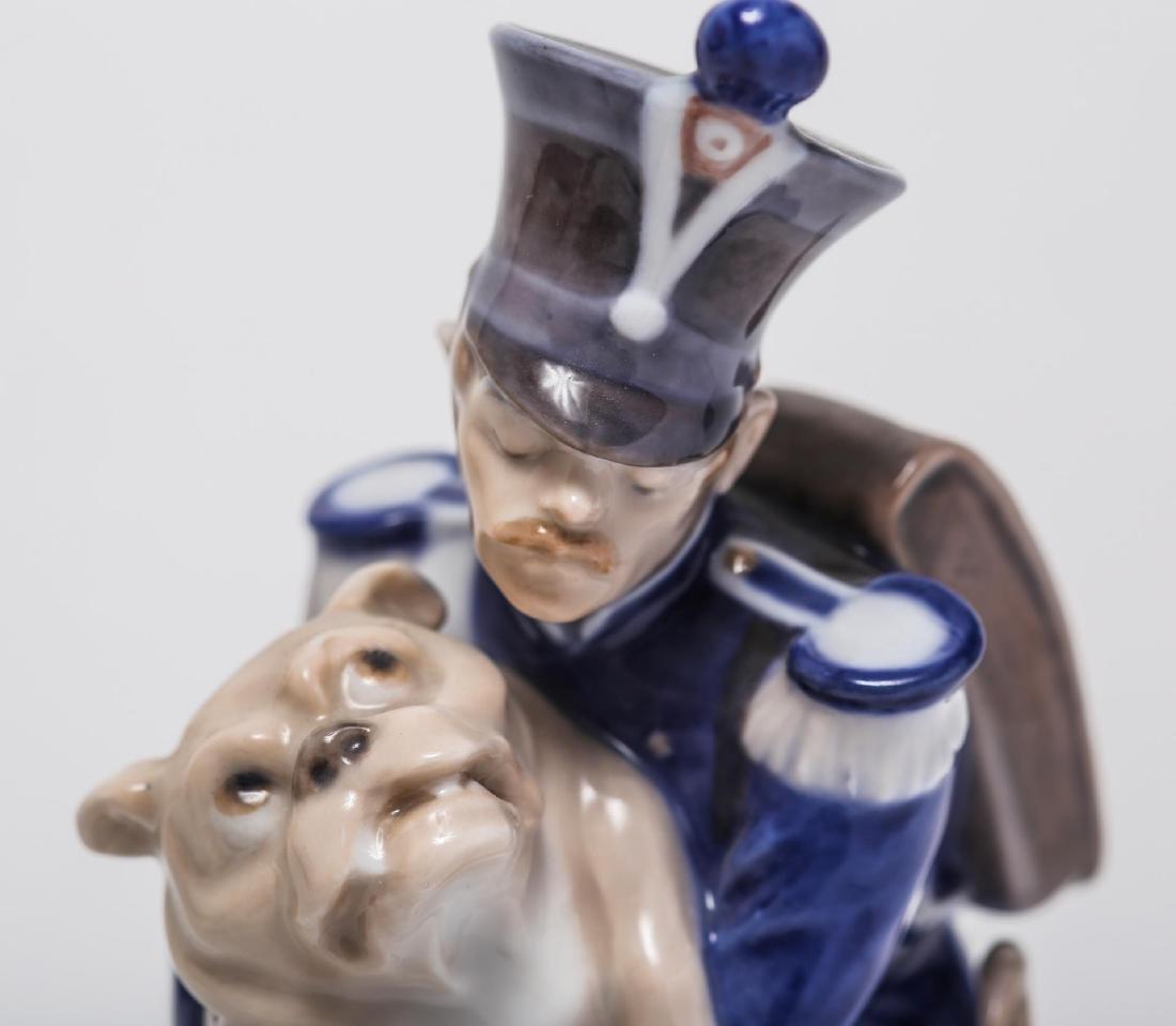 Royal Copenhagen Porcelain Figurines, 2 - 3