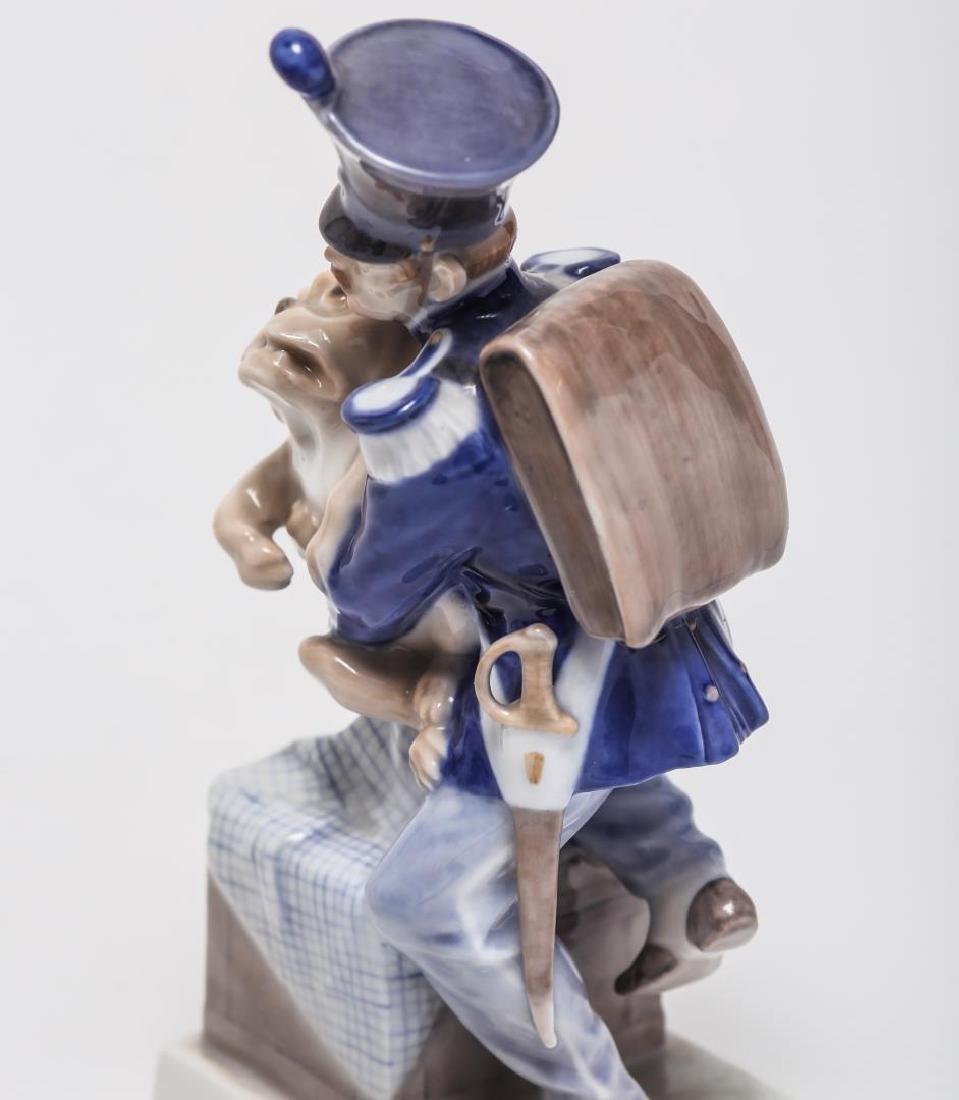 Royal Copenhagen Porcelain Figurines, 2 - 5